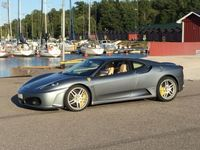 begagnad Ferrari F430 F1 Coupe Svensksåld -05