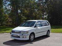 begagnad Mitsubishi Space Wagon 2.4 GDI / Ny Bes / 6-sits