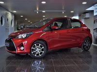 begagnad Toyota Yaris 1.33 VVT-i / Active / Backkamera