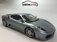 begagnad Ferrari F430 F1/KERAMISKA-BROMSAR Sportkupé