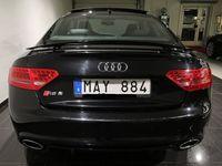 begagnad Audi RS5 Coupé 4.2 FSI V8 quattro 450hk Svenksåld