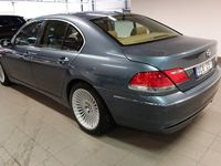 begagnad BMW 745L d E65 Svensksåld 8525 mi