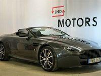 begagnad Aston Martin V8 Vantage ROADSTER