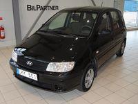 begagnad Hyundai Matrix 5DR GLS 122 HK MAN