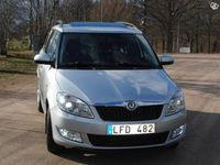 begagnad Skoda Fabia 1,2 TSI (86 hk) Elegance & plus -11