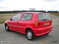 begagnad VW Polo 1.4 3D -96