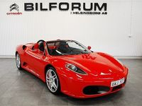begagnad Ferrari F430 Spider 485Hk *990MIL*SVENSKSÅLD* Cab