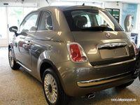 begagnad Fiat 500C 1,2 Lounge, Cab, Automat, Miljöbil Cab 2011