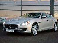 begagnad Maserati Quattroporte V8 GTS 530HK Nya Modellen