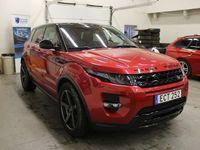 begagnad Land Rover Range Rover evoque 2.2 SD4 4WD Automat / Drag / Panorama 190hk