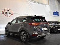 begagnad Kia Sportage 1.6 T-GDI/177HK/AWD/GT-LINE/AUTO