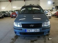 begagnad Hyundai Matrix 1.8 (122hk) Besiktigad Kombi