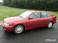 begagnad Nissan Primera 2.0 ROSTFRI!