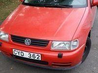 begagnad VW Polo svensksåld -95