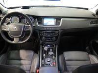 begagnad Peugeot 508 2,0 HYBRID4 4WD AUT SKINN NAVI