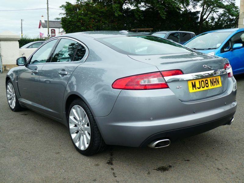 Used 2008 Jaguar XF 2.7 Diesel (£7,495)   AutoUncle