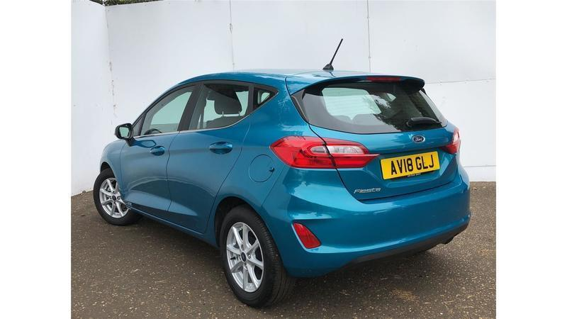 Sold Ford Fiesta 1.1 Zetec 5dr - used cars for sale