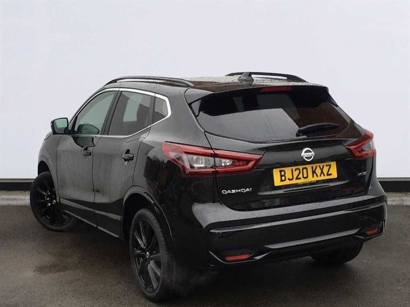 Sold Nissan Qashqai 1.3 DIG-T N-TE. - used cars for sale