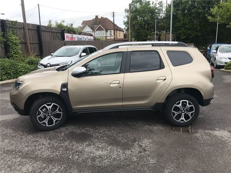 Sold Dacia Duster 1.3 Tce 130 Pres. - used cars for sale