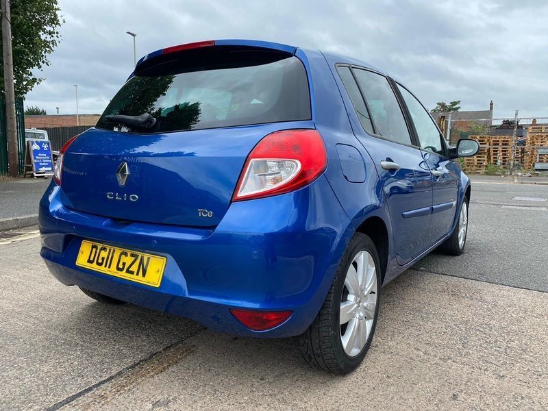 Sold Renault Clio 1 2 Tce Gt Line