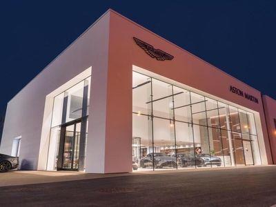 used Aston Martin Vantage 2dr (420) Coupe 2014