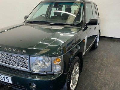 used Land Rover Range Rover 4.4 V8 HSE 4dr Auto