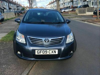 used Toyota Avensis 2.0 V-Matic T4 M-Drive S 4dr