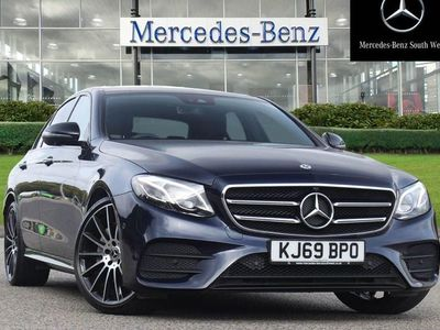 used Mercedes E300 E Class 2.0AMG Line Night Edition (Premium Plus) G-Tronic+ (s/s) 4dr