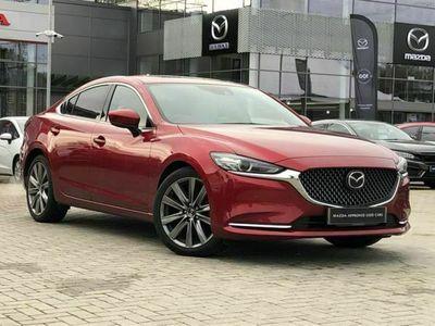 used Mazda 6 2.5 GT Sport Nav+ 4dr Auto