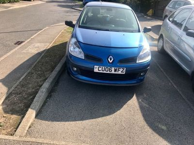 used Renault Clio 1.6 VVT Expression 5dr