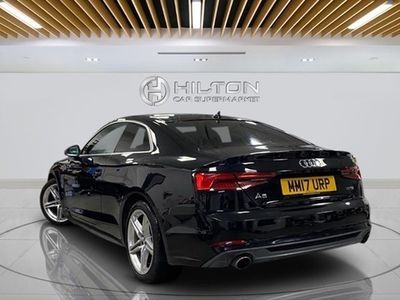 used Audi A5 Coupe S Line 2.0 TFSI 190PS S Tronic auto 2d