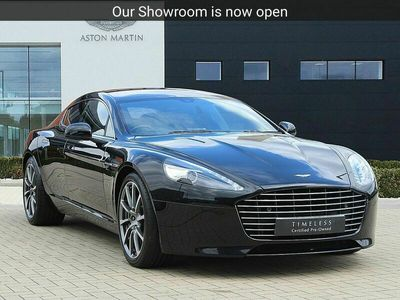 used Aston Martin Rapide S V12 [565] Shadow Edition 4dr Touchtronic III Auto 6.0