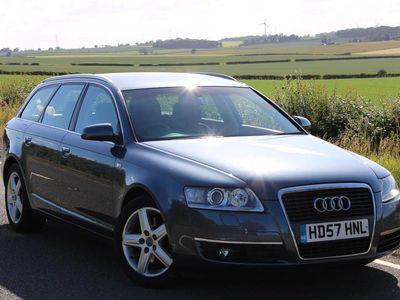 used Audi A6 Avant 2.7 TDI SE CVT 5dr