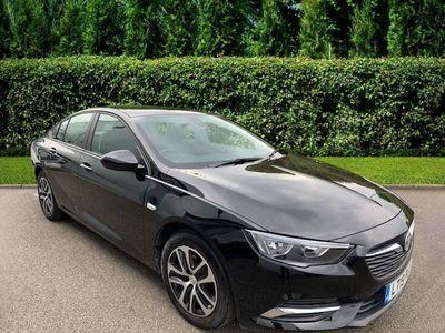 used Vauxhall Insignia 1.6 TDCi ecoTEC (110 PS) Design Nav 5dr Grand Sport Hatchback 2019