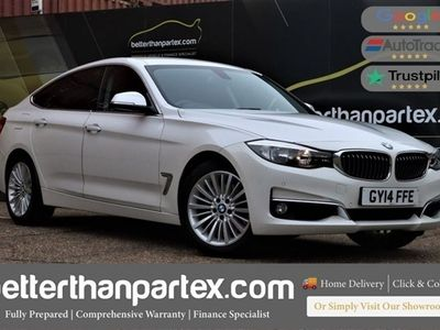 used BMW 335 Gran Turismo 3 SERIES 3.0 I LUXURY AUTOMATIC 51,000 MILES 5d 302 BHP