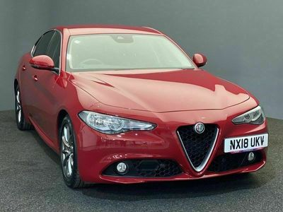 used Alfa Romeo Giulia 2.2 JTDM-2 Tecnica 4dr