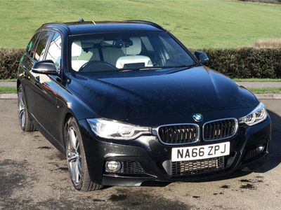 used BMW 335 3 SERIES 2016 West Boldon d xDrive M Sport 5dr Step Auto