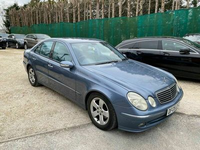 used Mercedes E270  E Class 2.7CDI Avantgarde 4dr JUST IN! FMBSH! 2 KEYS!