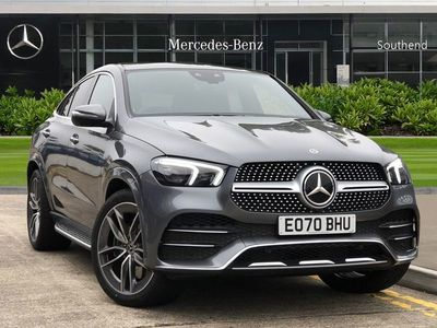 used Mercedes GLE400 GLE Coupe4Matic AMG Line Premium + 5dr 9G-Tronic