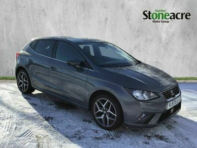 used Seat Ibiza Mpi Xcellence 1.0 MPI XCELLENCE Hatchback 5dr Petrol Manual (s/s) (75 ps)