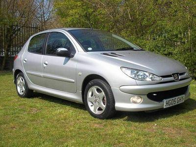 used Peugeot 206 1.4 16v Sport 5dr