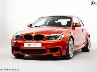 used BMW 1M COUPE // FULL SERVICE HISTORY // 35K MILES // PRO NAV // HARMON KARDON