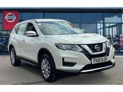 used Nissan X-Trail 1.3 DiG-T 158 Visia 5dr [7 Seat] DCT Petrol Station Wagon