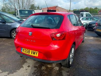 used Seat Ibiza 1.6 Sport 5dr