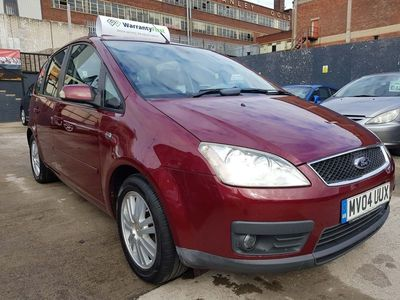 used Ford C-MAX 1.8 Ghia 5dr