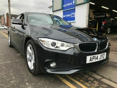 used BMW 420 Gran Coupé 4 Series Gran Coupe 2.0 d SE (s/s) 5dr