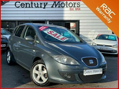 used Seat Altea 1.6 Reference SPORT 5dr - HPI CLEAR