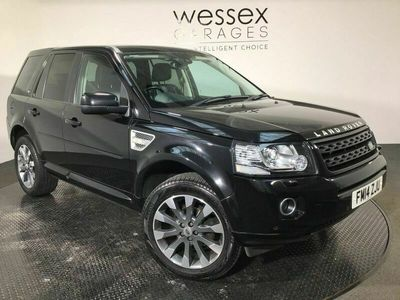 used Land Rover Freelander 2.2 SD4 HSE LUX 5dr Auto