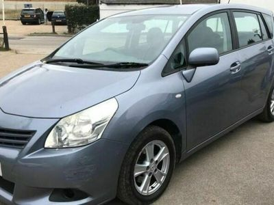 used Toyota Verso 1.6 V-Matic TR 5dr (7 Seats)