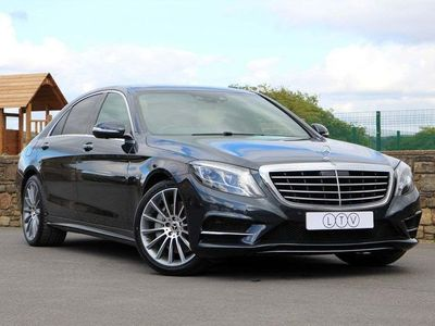 used Mercedes S350 S Class 3.0AMG Line L (Executive Premium Plus) 9G-Tronic Plus 4dr